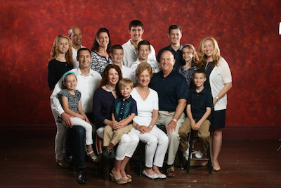The Cedarmere Foundation family